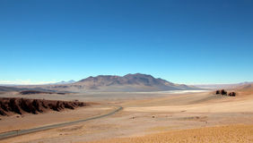 Βουνά ερήμων στοκ εικόνες με δικαίωμα ελεύθερης χρήσης