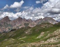 Βουνά ΙΙ δυτικών βελόνων Στοκ Εικόνα