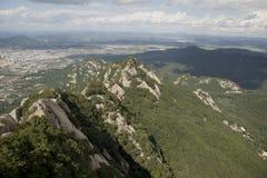 Βουνά Κίνα του Phoenix Στοκ Εικόνα