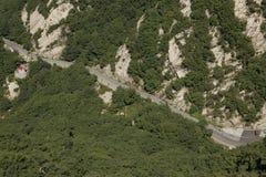 Βουνά Κίνα του Phoenix Στοκ φωτογραφίες με δικαίωμα ελεύθερης χρήσης