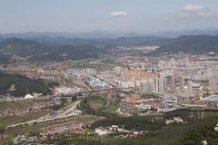 Βουνά Κίνα του Phoenix Στοκ εικόνες με δικαίωμα ελεύθερης χρήσης