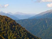 βουνά καπνώδη στοκ εικόνες με δικαίωμα ελεύθερης χρήσης