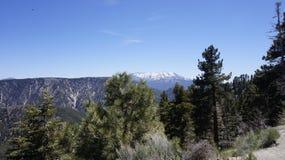 Βουνά Καλιφόρνιας Στοκ εικόνα με δικαίωμα ελεύθερης χρήσης