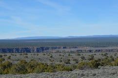Βουνά κοντά σε Taos, NM Στοκ φωτογραφία με δικαίωμα ελεύθερης χρήσης