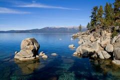 βουνά λιμνών στοκ φωτογραφία