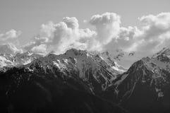 βουνά ολυμπιακά Στοκ Εικόνα