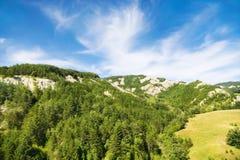 βουνά ορών Στοκ φωτογραφία με δικαίωμα ελεύθερης χρήσης
