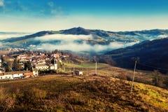 Βουνά Πένινα, Ιταλία Στοκ Εικόνα