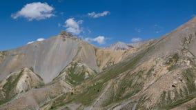 βουνά πανοραμικά Στοκ φωτογραφία με δικαίωμα ελεύθερης χρήσης