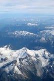 βουνά πτήσης δύσκολα Στοκ εικόνα με δικαίωμα ελεύθερης χρήσης
