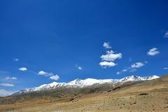 Βουνά σε Ladakh, Ινδία Στοκ εικόνα με δικαίωμα ελεύθερης χρήσης
