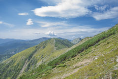 Βουνά - Σιβηρία Στοκ Εικόνες
