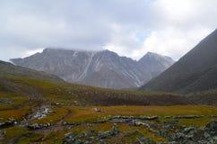 Βουνά - Σιβηρία Στοκ φωτογραφία με δικαίωμα ελεύθερης χρήσης