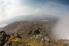 βουνά Σκωτία Στοκ Εικόνα