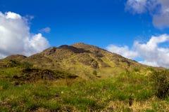 βουνά σκωτσέζικα Στοκ Φωτογραφία