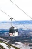 βουνά Σλοβακία τελεφε&r στοκ εικόνα με δικαίωμα ελεύθερης χρήσης