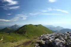 βουνά Σλοβακία Στοκ εικόνες με δικαίωμα ελεύθερης χρήσης