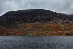 Βουνά στην Ουαλία στοκ φωτογραφία με δικαίωμα ελεύθερης χρήσης