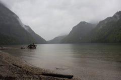 Βουνά στη Βαυαρία Στοκ φωτογραφία με δικαίωμα ελεύθερης χρήσης