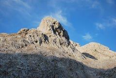 Βουνά στη Σλοβενία Στοκ εικόνα με δικαίωμα ελεύθερης χρήσης