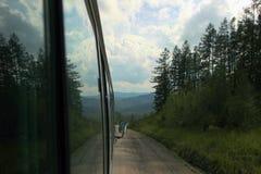 βουνά στο ταξίδι στοκ φωτογραφία με δικαίωμα ελεύθερης χρήσης
