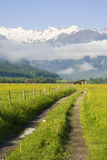βουνά της Αυστρίας Στοκ εικόνες με δικαίωμα ελεύθερης χρήσης