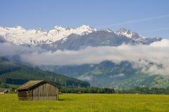 βουνά της Αυστρίας Στοκ εικόνα με δικαίωμα ελεύθερης χρήσης