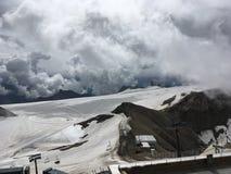Βουνά της Ελβετίας στοκ φωτογραφία