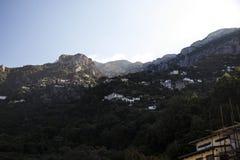 Βουνά της Ελλάδας Στοκ εικόνες με δικαίωμα ελεύθερης χρήσης