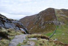 βουνά της Ιρλανδίας mourne βόρε στοκ φωτογραφία με δικαίωμα ελεύθερης χρήσης