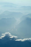 Βουνά της Ιταλίας Στοκ Εικόνα