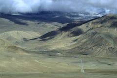 βουνά της Κίνας Στοκ εικόνες με δικαίωμα ελεύθερης χρήσης