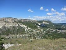 Βουνά της Κριμαίας Στοκ φωτογραφία με δικαίωμα ελεύθερης χρήσης