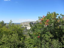 Βουνά της Κριμαίας Στοκ Εικόνες