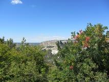 Βουνά της Κριμαίας Στοκ φωτογραφίες με δικαίωμα ελεύθερης χρήσης