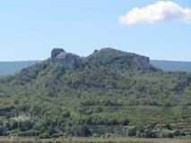 Βουνά της Κριμαίας Στοκ Εικόνα