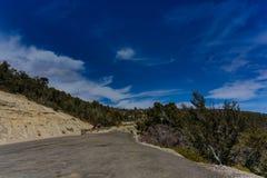 Βουνά της Νεβάδας, ΗΠΑ Στοκ εικόνα με δικαίωμα ελεύθερης χρήσης