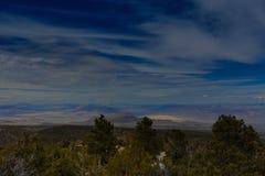Βουνά της Νεβάδας, ΗΠΑ Στοκ φωτογραφίες με δικαίωμα ελεύθερης χρήσης