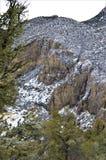 Βουνά της Νεβάδας Στοκ φωτογραφία με δικαίωμα ελεύθερης χρήσης