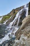 Βουνά της σειράς Arkhyz, λίμνη Καύκασου της Sofia, που αναρριχείται mou Στοκ Φωτογραφίες