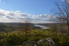 Βουνά τοπίων στην Τουρκία Στοκ φωτογραφία με δικαίωμα ελεύθερης χρήσης