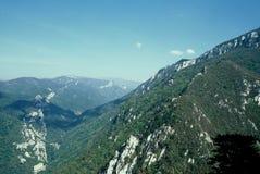 βουνά τοπίων στοκ φωτογραφία