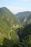 βουνά τοπίων στοκ εικόνες