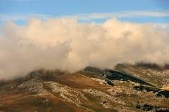 βουνά τοπίων Στοκ Φωτογραφίες
