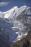 Βουνά του Ιμαλαίαυ στο Νεπάλ. Στοκ εικόνες με δικαίωμα ελεύθερης χρήσης