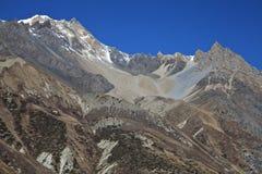 Βουνά του Ιμαλαίαυ στο Νεπάλ. Στοκ φωτογραφίες με δικαίωμα ελεύθερης χρήσης