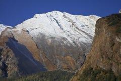 Βουνά του Ιμαλαίαυ στο Νεπάλ. Στοκ εικόνα με δικαίωμα ελεύθερης χρήσης