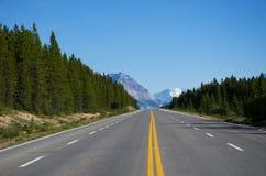 βουνά του Καναδά δύσκολα Στοκ φωτογραφίες με δικαίωμα ελεύθερης χρήσης