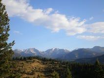 βουνά του Κολοράντο Στοκ φωτογραφίες με δικαίωμα ελεύθερης χρήσης