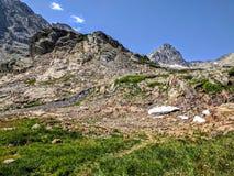 βουνά του Κολοράντο Στοκ εικόνα με δικαίωμα ελεύθερης χρήσης